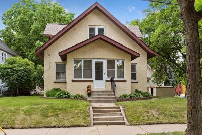 Minneapolis Single Family Home For Sale: 1330 Grand Street NE