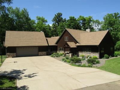 Pine City Single Family Home For Sale: 15184 Lofty Pines Road