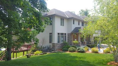 Minnetrista MN Single Family Home For Sale: $845,000