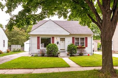 Rochester MN Single Family Home For Sale: $190,000