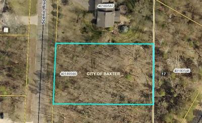 Baxter Residential Lots & Land For Sale: Xxx - L2b2 Scenic River Drive