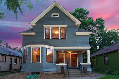 Minneapolis Single Family Home For Sale: 4350 Blaisdell Avenue