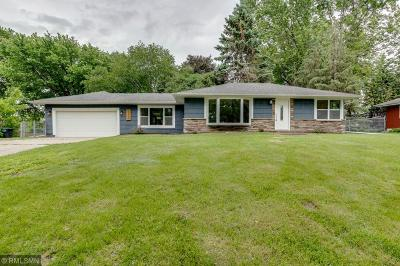 Roseville Single Family Home For Sale: 3110 Ridgewood Road