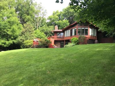 Willmar Single Family Home For Sale: 7900 Long Lake Road