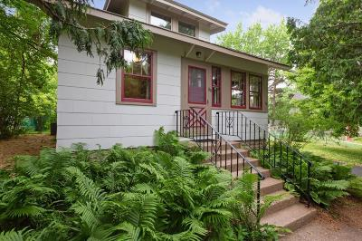 Mahtomedi Single Family Home For Sale: 80 Dahlia Street