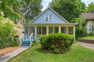 Saint Paul Single Family Home For Sale: 956 Clark Street
