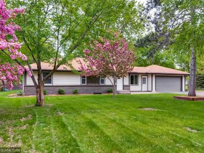 Shoreview Single Family Home For Sale: 1567 County Road I W