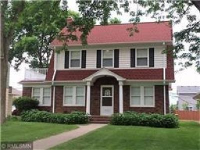 Robbinsdale Single Family Home For Sale: 4131 Quail Avenue N