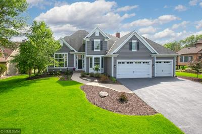 Eden Prairie Single Family Home For Sale: 18457 Melissa Circle