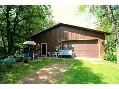 Crosby Single Family Home For Sale: 18970 County Road 30
