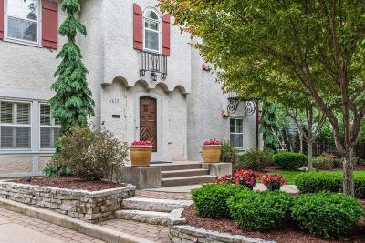 Edina Single Family Home For Sale: 4619 Edina Boulevard