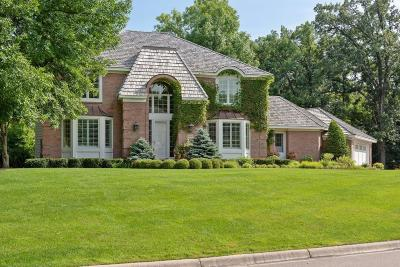 Minnetonka Single Family Home Contingent: 2487 Crowne Hill Road