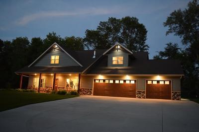 Saint Cloud Single Family Home For Sale: 25484 Pleasant Road