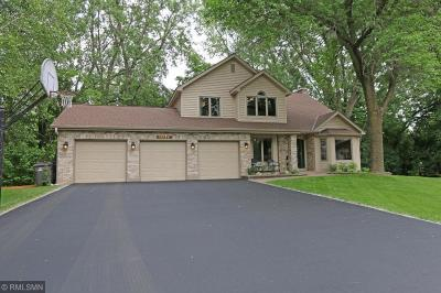 Eden Prairie Single Family Home For Sale: 14174 Westridge Drive