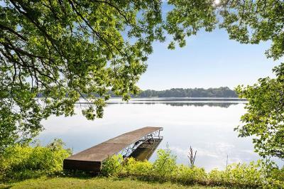 Hugo Single Family Home For Sale: 12541 Homestead Drive