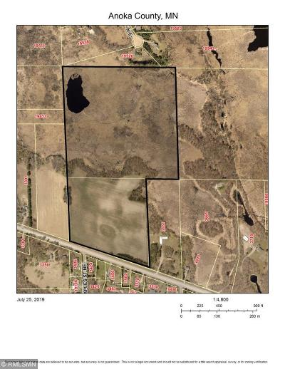 East Bethel Residential Lots & Land For Sale: Xxx Viking Boulevard