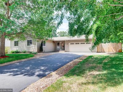 Coon Rapids Single Family Home For Sale: 13196 Jay Street NW