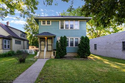 Minneapolis Multi Family Home For Sale: 3347 Snelling Avenue