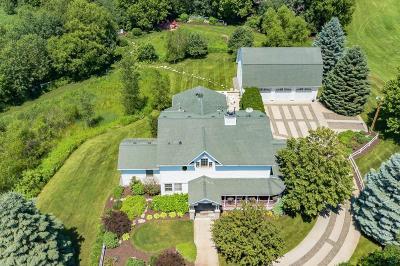 Ham Lake Single Family Home For Sale: 547 141st Lane NE
