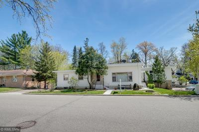 Edina Single Family Home For Sale: 4005 W 44th Street