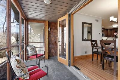 Edina Single Family Home For Sale: 6309 Brookview Avenue