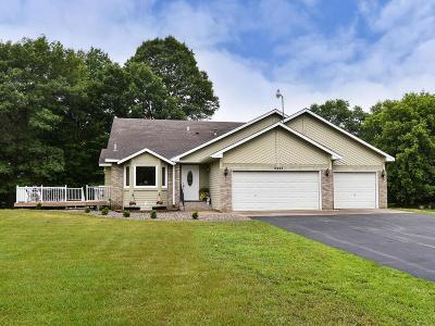 Ham Lake Single Family Home For Sale: 15442 3rd Street NE