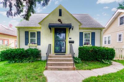 Minneapolis Single Family Home For Sale: 2627 McKinley Street NE