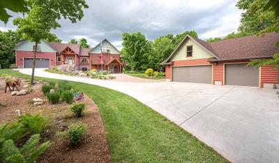 Single Family Home For Sale: 51563 Curly Drive