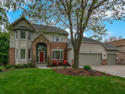 Eden Prairie Single Family Home For Sale: 8733 Livingston Lane