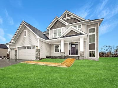 Ham Lake Single Family Home For Sale: 4728 141st Lane NE