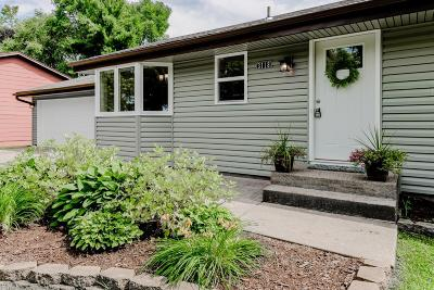 Coon Rapids Single Family Home For Sale: 3118 116th Lane NW