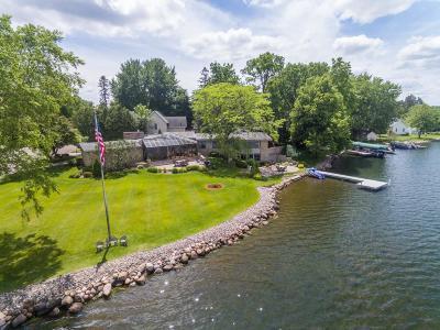 Amery Single Family Home For Sale: 321 Harriman Avenue N