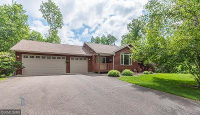 Brainerd Single Family Home For Sale: 17728 Lake Allen Drive