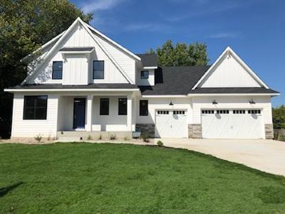 Edina Single Family Home For Sale: 5500 Brook Drive