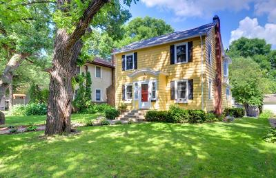 Minneapolis Single Family Home For Sale: 4905 Drew Avenue S