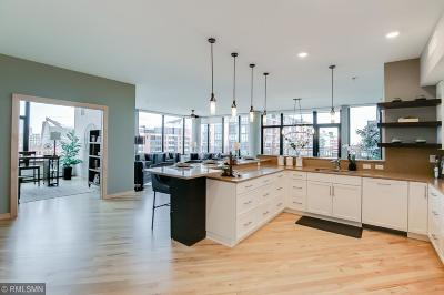 Minneapolis Condo/Townhouse For Sale: 1120 S 2nd Street #614