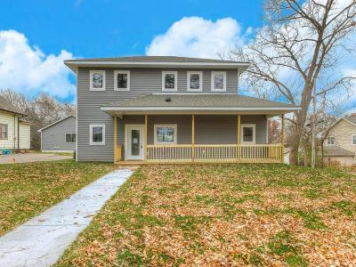 Saint Paul Single Family Home For Sale: 178 Wheelock Parkway W