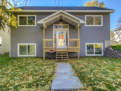 Saint Paul Single Family Home For Sale: 1603 Albemarle Street
