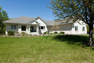 Hennepin County Single Family Home For Sale: 7668 Woodland Trail