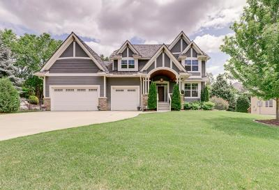 Edina Single Family Home Contingent: 5005 Park Terrace