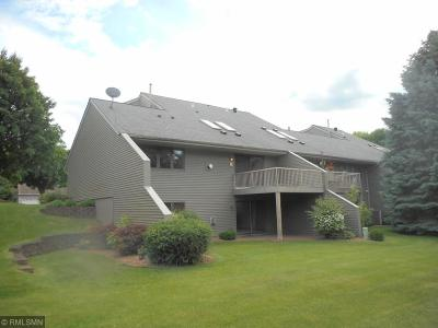 Coon Rapids Condo/Townhouse Contingent: 11677 Tulip Street NW