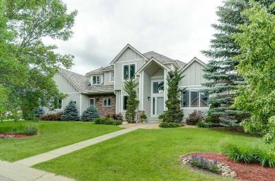 Eden Prairie Single Family Home For Sale: 10557 Prairie Lakes Drive