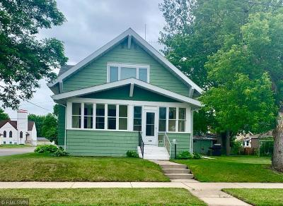 Waite Park Single Family Home For Sale: 156 7th Avenue N