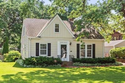 Saint Louis Park Single Family Home For Sale: 4147 Brunswick Avenue S