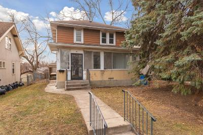 Saint Paul Single Family Home For Sale: 1430 Stanford Avenue