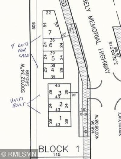 Eagan Residential Lots & Land For Sale: 4165 Old Sibley Mem. Highway