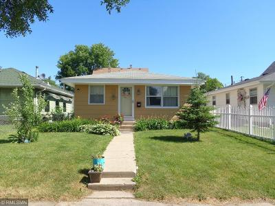 Minneapolis Single Family Home Contingent: 2118 5th Avenue N