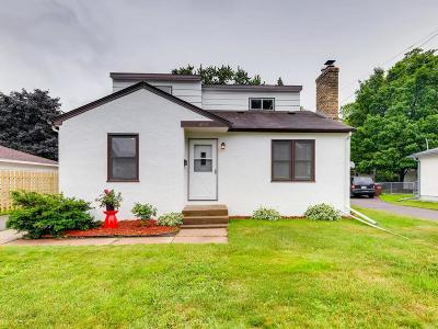 Crystal MN Single Family Home For Sale: $240,000