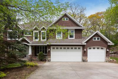 Minnetonka Single Family Home For Sale: 3609 Shady Oak Road