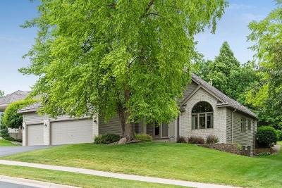 Bloomington Single Family Home For Sale: 7810 W 95th Street
